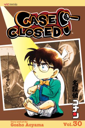 Case Closed Vol. 30: The Kaido Kid Game