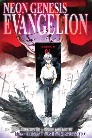 Neon Genesis Evangelion 3-in-1 Edition Vol. 4: Neon Genesis Evangelion 3-in-1 Edition, Volume 4