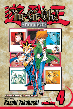 Yu-Gi-Oh!: Duelist Vol. 4: Dungeon of Doom