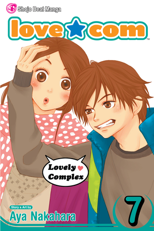 Love★Com Vol. 7: Love★Com, Volume 7
