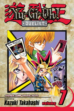 Yu-Gi-Oh!: Duelist Vol. 7: Heavy Metal Raiders