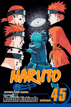 Naruto Vol. 45: Battlefied, Konoha