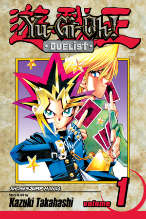 Yu-Gi-Oh!: Duelist Vol. 1: Free Preview!!