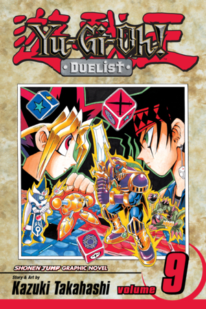 Yu-Gi-Oh!: Duelist Vol. 9: Dungeon Dice Monsters