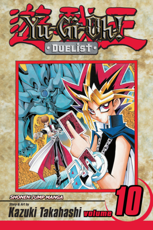Yu-Gi-Oh!: Duelist Vol. 10: The Egyptian God Cards