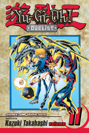Yu-Gi-Oh!: Duelist Vol. 11: The Shadow Of Marik