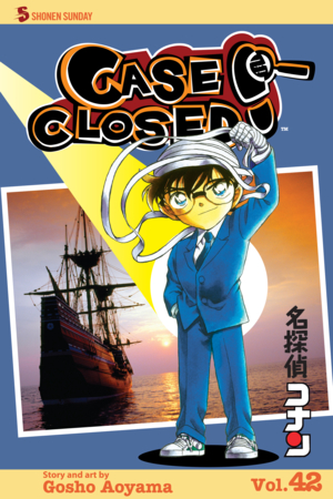 Case Closed Vol. 42: The Woman in Black