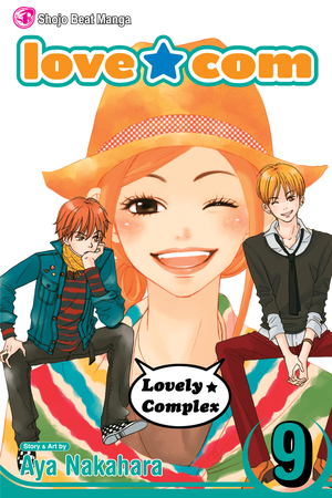 Love★Com Vol. 9: Love★Com, Volume 9