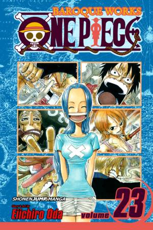 One Piece Vol. 23: Vivi's Adventure