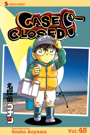 Case Closed Vol. 45: Dead Calm