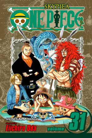 One Piece Vol. 31: We'll Be Here