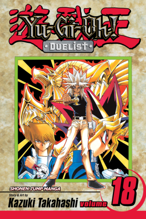 Yu-Gi-Oh!: Duelist Vol. 18: The Power of Ra