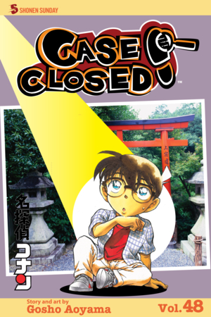 Case Closed Vol. 48: Death Comes As the Beginning