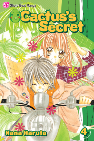 Cactus's Secret Vol. 4: Cactus's Secret, Volume 4