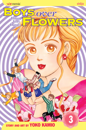 Boys Over Flowers Vol. 3: Boys Over Flowers, Volume 3