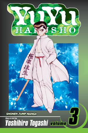 YuYu Hakusho Vol. 3: In the Flesh