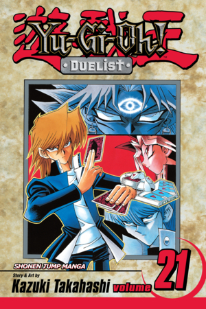 Yu-Gi-Oh!: Duelist Vol. 21: Duel the Lightning!
