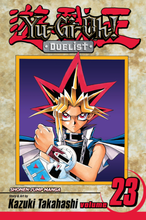 Yu-Gi-Oh!: Duelist Vol. 23: Ra the Immortal