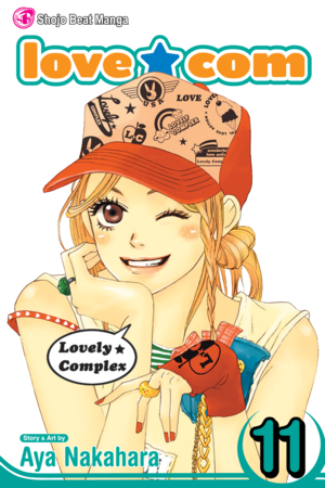 Love★Com Vol. 11: Love★Com, Volume 11