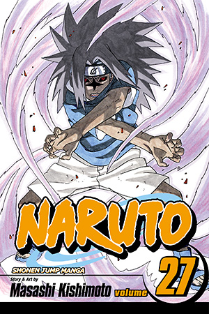 Naruto Vol. 27: Departure