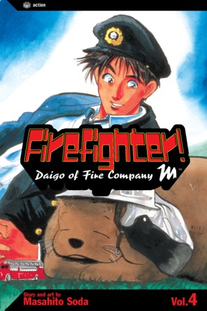 Firefighter!: Daigo of Fire Company M, Volume 4