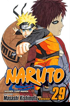 Naruto Vol. 29: Kakashi vs. Itachi