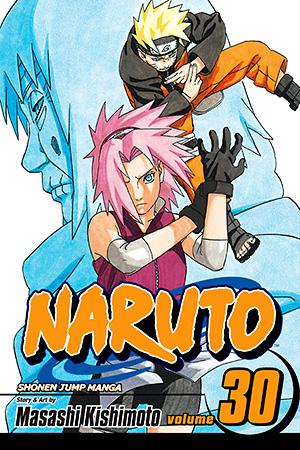 Naruto Vol. 30: Puppet Masters