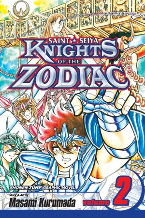 Knights of the Zodiac (Saint Seiya) Vol. 2: Death Match! Pegasus vs. Dragon