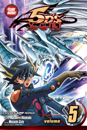 Yu-Gi-Oh! 5D's Vol. 5: Those We Protect