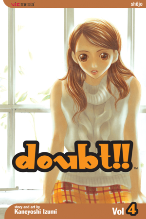 Doubt!! Vol. 4: Doubt!!, Volume 4