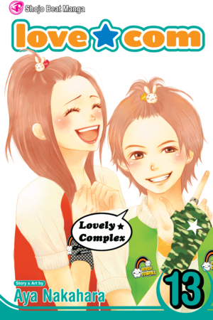 Love★Com Vol. 13: Love★Com, Volume 13