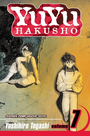 YuYu Hakusho Vol. 7: Knife-Edge Death Match