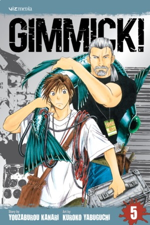 Gimmick! Vol. 5: Gimmick!, Volume 5
