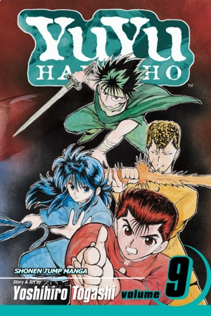 YuYu Hakusho Vol. 9: Heir Apparent