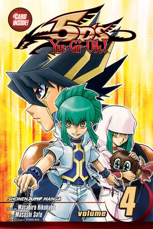 Yu-Gi-Oh! 5D's Vol. 4: Synchro vs. Synchro