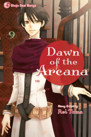 Dawn of the Arcana Vol. 9: Dawn of the Arcana, Volume 9