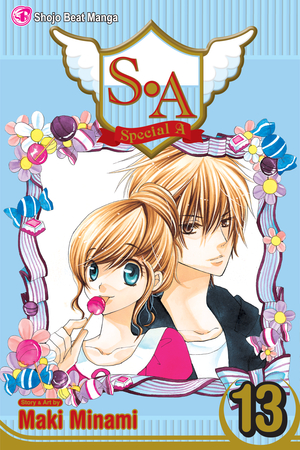 S.A: Special A Vol. 13: Special A, Volume 13