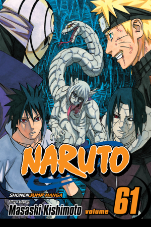 Naruto Vol. 61: Uchiha Brothers United Front