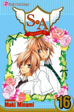 S.A: Special A Vol. 16: Special A, Volume 16