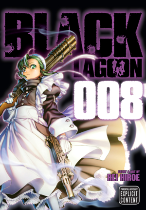 Black Lagoon, Volume 8
