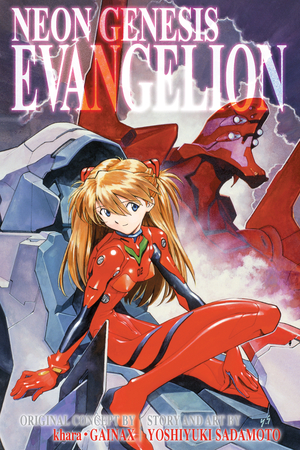 Neon Genesis Evangelion 3-in-1 Edition Vol. 3: Neon Genesis Evangelion 3-in-1 Edition, Volume 3