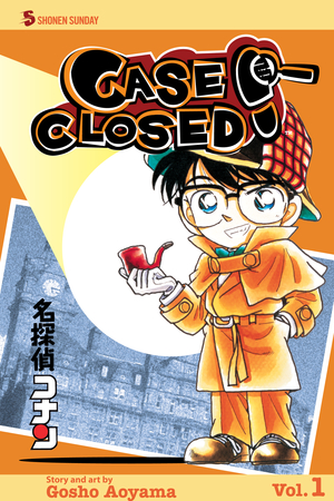 Case Closed Vol. 1: Case Closed, Volume 1