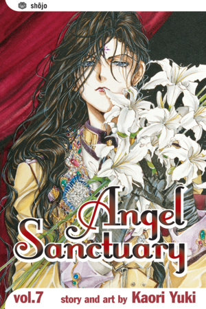 Angel Sanctuary Vol. 7: The Journey Continues