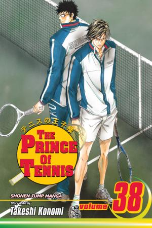 The Prince of Tennis Vol. 38: Clash! One-Shot Battle