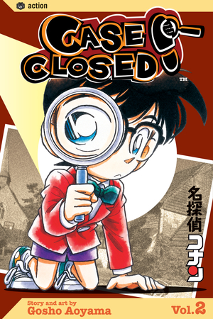 Case Closed, Volume 2