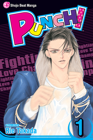 Punch! Vol. 1: Punch! Volume 1