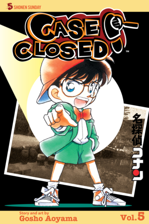 Case Closed Vol. 5: Case Closed, Volume 5