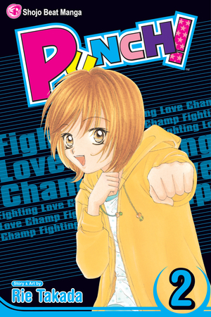Punch! Vol. 2: Punch!, Volume 2