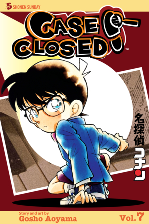 Case Closed Vol. 7: Case Closed, Volume 7