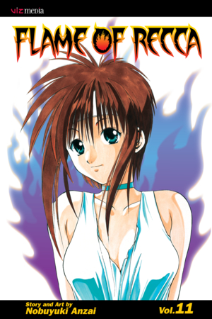 Flame of Recca Vol. 11: Flame of Recca, Volume 11